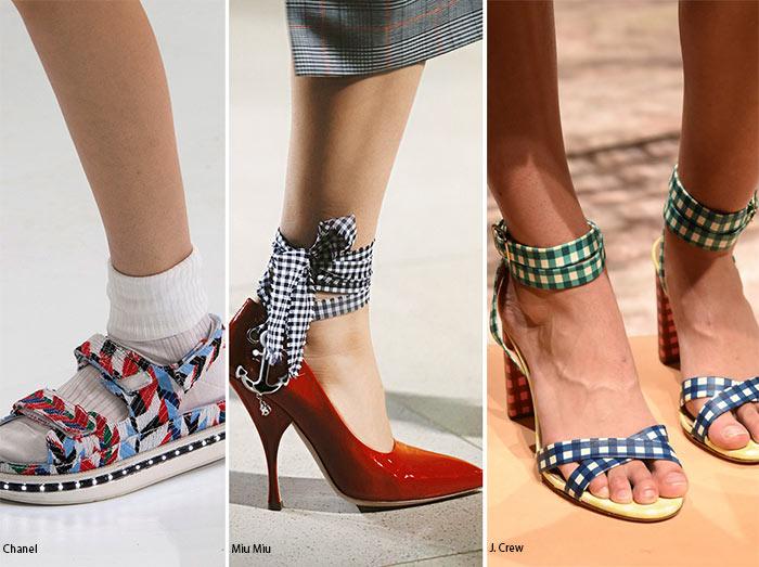2017 Bahar Ayakkabı Modası