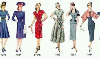 moda ve yıllara göre değişimini modalast anlatıyor