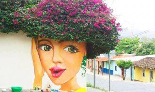 duvar ağaç sanatı