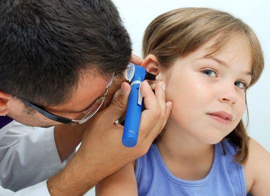 Çocuklarda Sık Rastlanan Kulak Hastalıkları