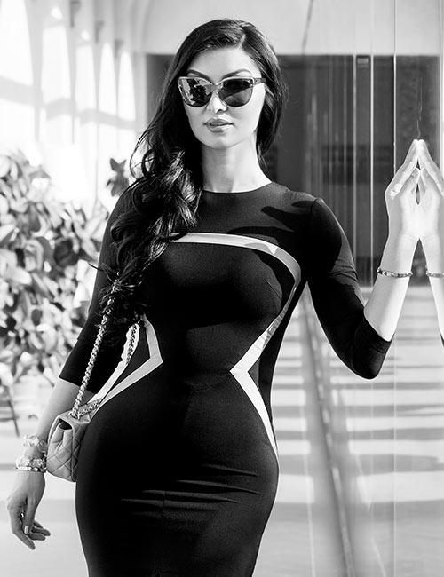 kilo saklayan elbise modelleri